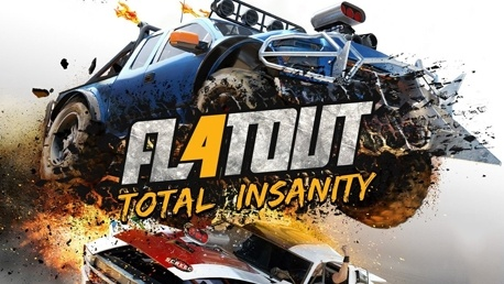 BUY FlatOut 4: Total Insanity Steam CD KEY