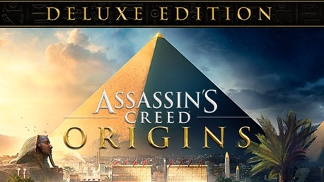 Assassin's Creed Origins Deluxe Edition CD Key kode