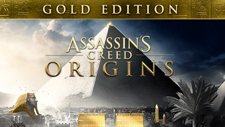 Assassin's Creed Origins Gold Edition Uplay CD Key kode
