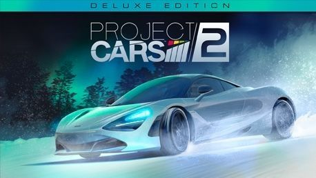BUY Project CARS 2 Deluxe Edition Steam CD KEY