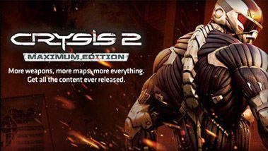 BUY Crysis 2 Maximum Edition Origin CD KEY
