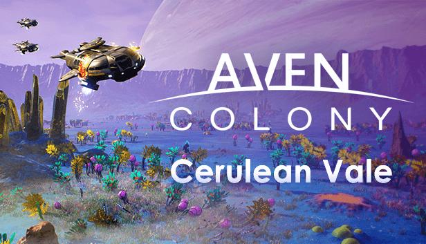 Aven Colony Steam CD Key Digital kode download Cerulean Vale