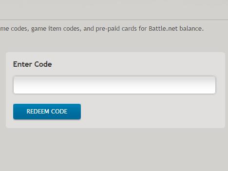 Hvordan indløser jeg mit spil på Battle.net?